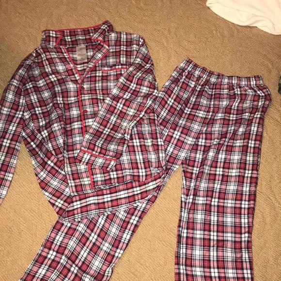 GAP Other - Gap flannel pajama set